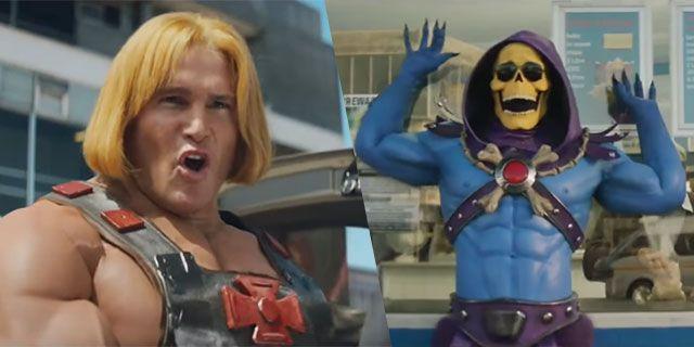 He-Man e Skeletor protagonisti dello spot di Money Super Market - Sw Tweens