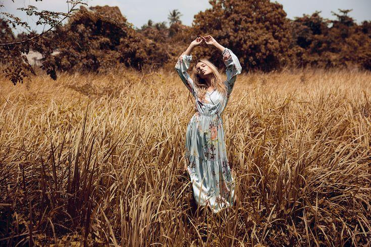 LILYA MUSE 17 Campaign featuring Maya Stepper photographed by Amberly Valentine #lilya #ilovelilya