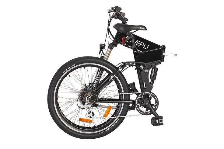 Vélo à assistance électrique pliant VAE Agility 2016 ! confortable et innovant, il n'attend plus que vous ! Mettez vous à la tendance électrique et surpassez vous ! http://www.velo-epli.fr/