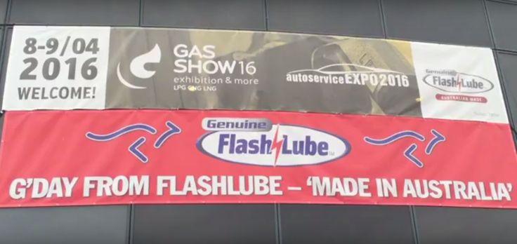 Good Day from Flashlube - GasShow Poland 2016 a světově populární motorová aditiva