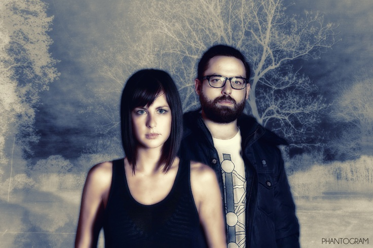 Sarah Barthel & Josh Carter of Phantogram