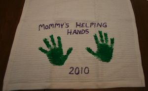 Mothers' Day craft