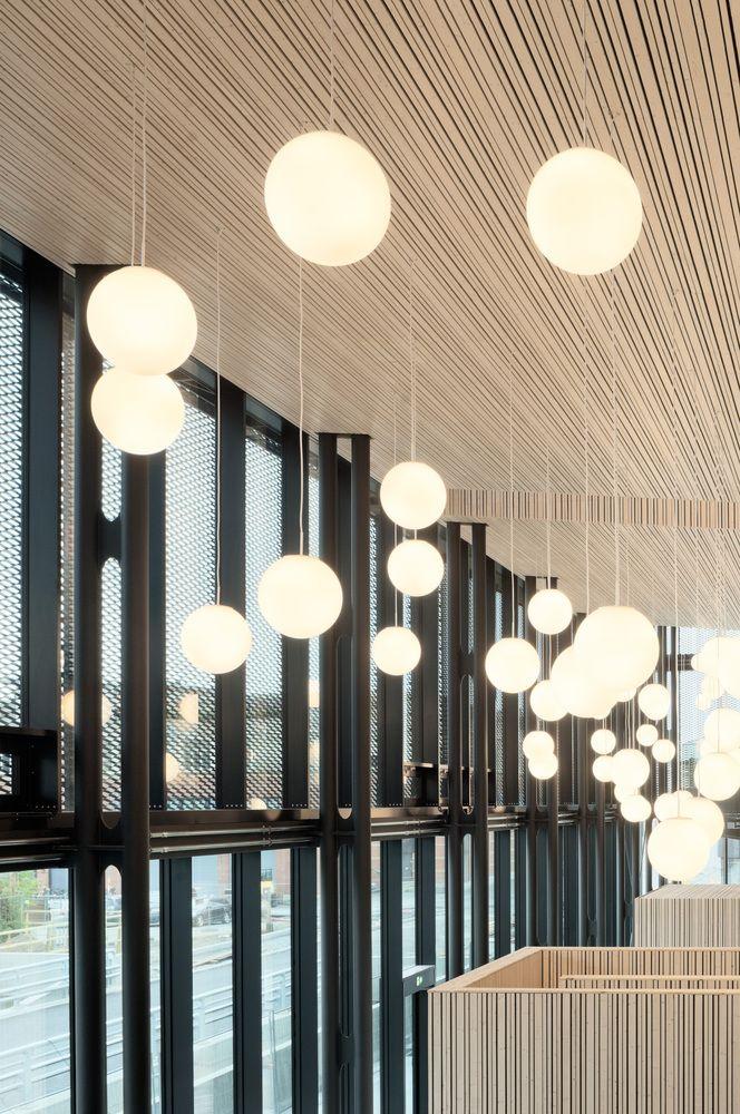 Gallery of Cultural Center Stjørdal / Reiulf Ramstad Arkitekter + Lusparken Arkitekter + JSTArkitekter - 23