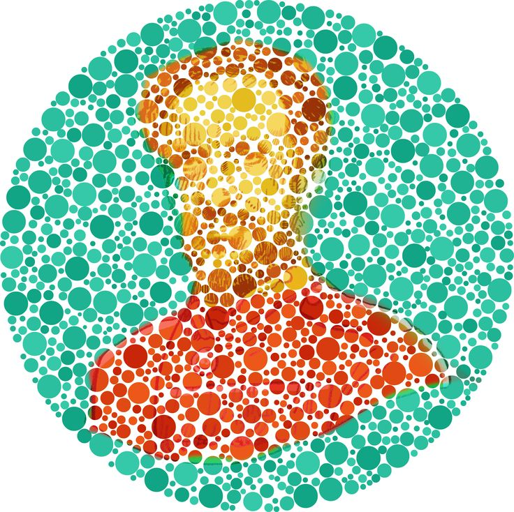 13 Best Ishihara Test Images On Pinterest