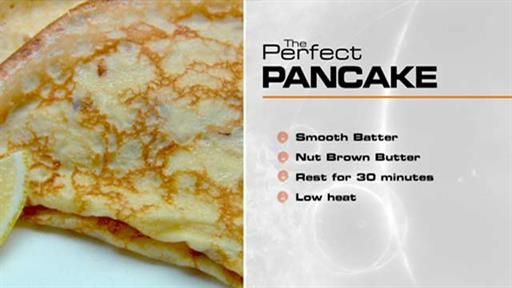 The Perfect… Pancakes | MasterChef Australia