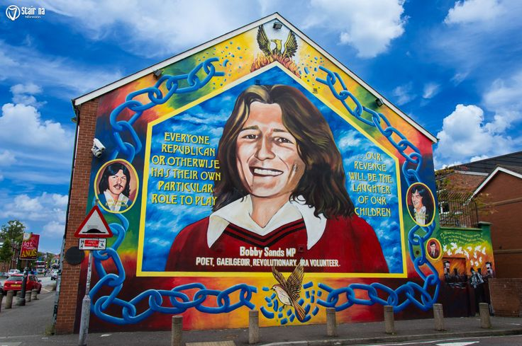 Bobby Sands was the leader of the 1981 hunger strike in which Irish republican prisoners protested against the removal of Special Category Status. During his strike he was elected to the British Pa…