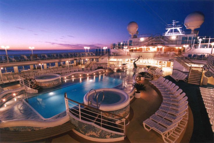 Pictures Inside Of The Ruby Princess Cruise Ship 12