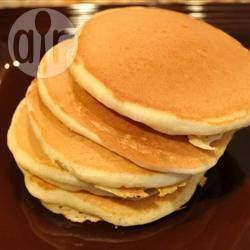 Recipe photo: Fluffy American-style pancakes
