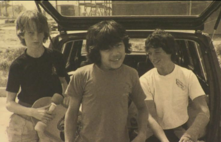 Tony, Steve and Mike - Early Bones Brigade #skateboarding | can my kids be like this?