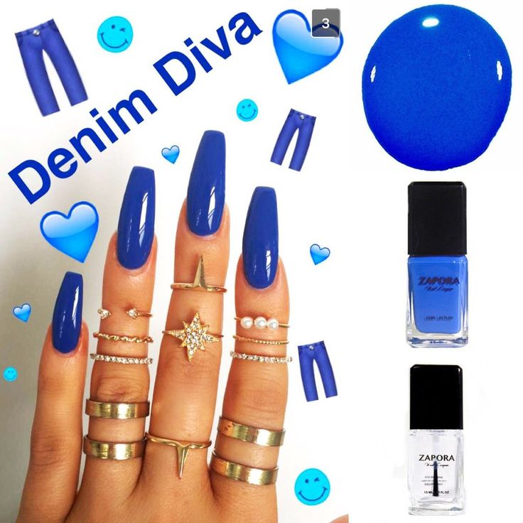 1000 ideas about colored acrylic nails on pinterest - Diva nails and beauty ...