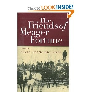 The Friends of Meager Fortune by David Adams Richards details the end of  the pre-industrial lumber industry just after WWII. The Jameson family story is uplifting and heartbreaking.  Richards' writing reminds me in some ways of John Irving's, especially Irving's A Prayer for Owen Meany, one of my favorites.