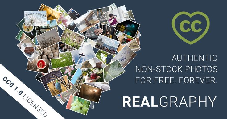 Hundreds of authentic non-stock photos in public domain dedication (CC0). Free – do whatever you want – high-resolution images for download.