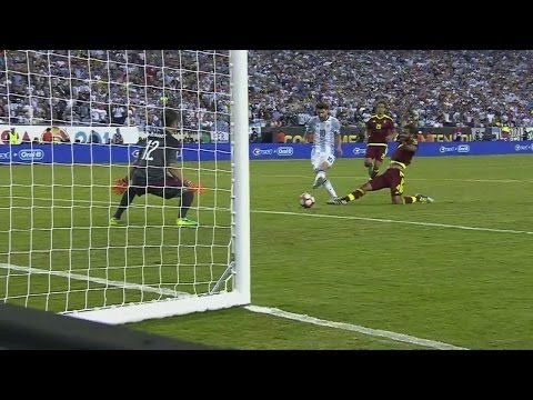 Mexico vs. Chile   2016 Copa America Highlights - YouTube