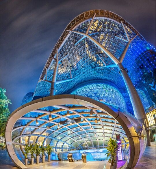 "Gardens by the Bay ~ Singapore ~ Miks' Pics ""Modern Architecture"" board @ http://www.pinterest.com/msmgish/modern-architecture/"