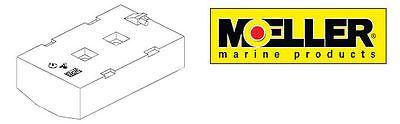 Moeller 64 Gal. Below Deck Fuel Tank, #FT6404