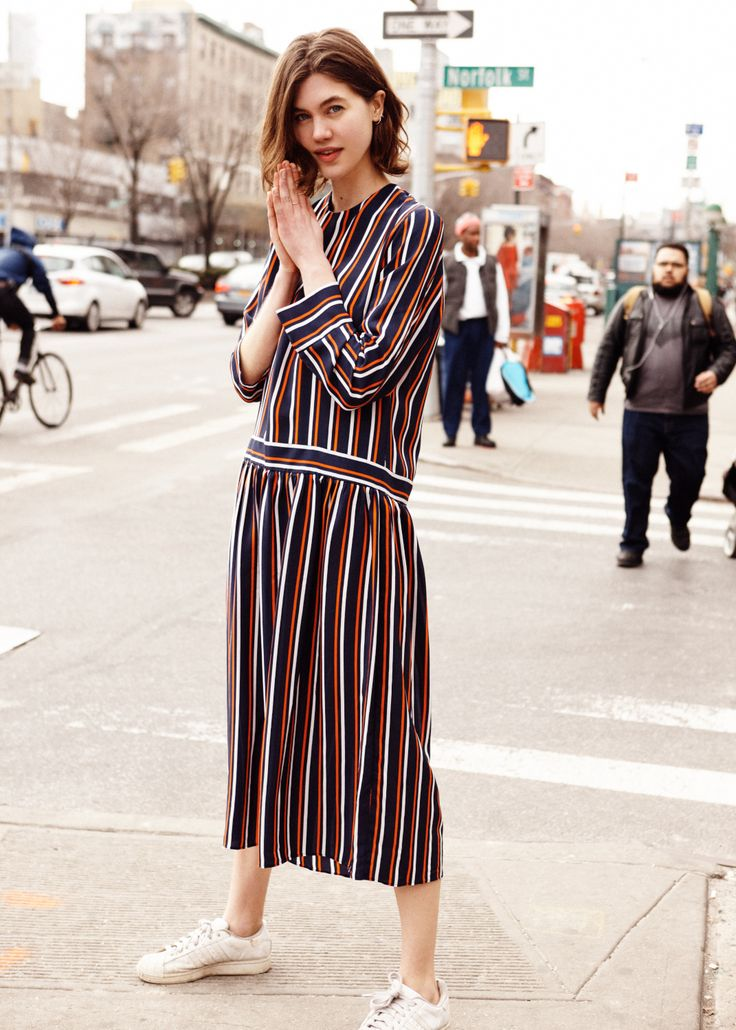 Photo: Bec Lorrimer Model: Georgia Graham @ Work Stylist: Lucinda Rose Hair: Carolyn Riley Location: Lower East Side, New York City, NY