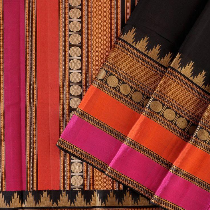 Kanakavalli Kanjivaram Silk Sari 073-01-29292 - Cover View