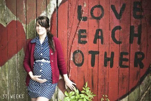 Maternidade em grande estilo: Nove meses de vestir a colisão | A arte de simples