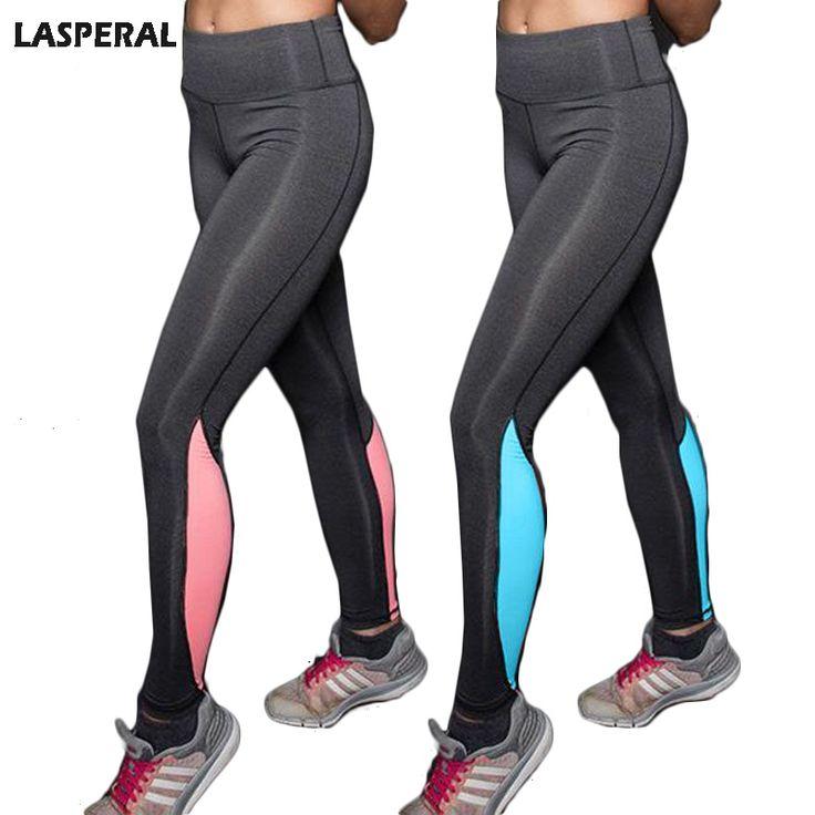 Workout Leggings 2016 Women Leggings Women Workout Clothes For Women Leggings Ladies Workout Pants Mid Waist Knitted LASPERAL #Affiliate