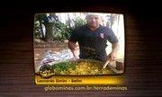 Terra de Minas - Internauta de Betim mostra receita de paella mineira | globo.tv