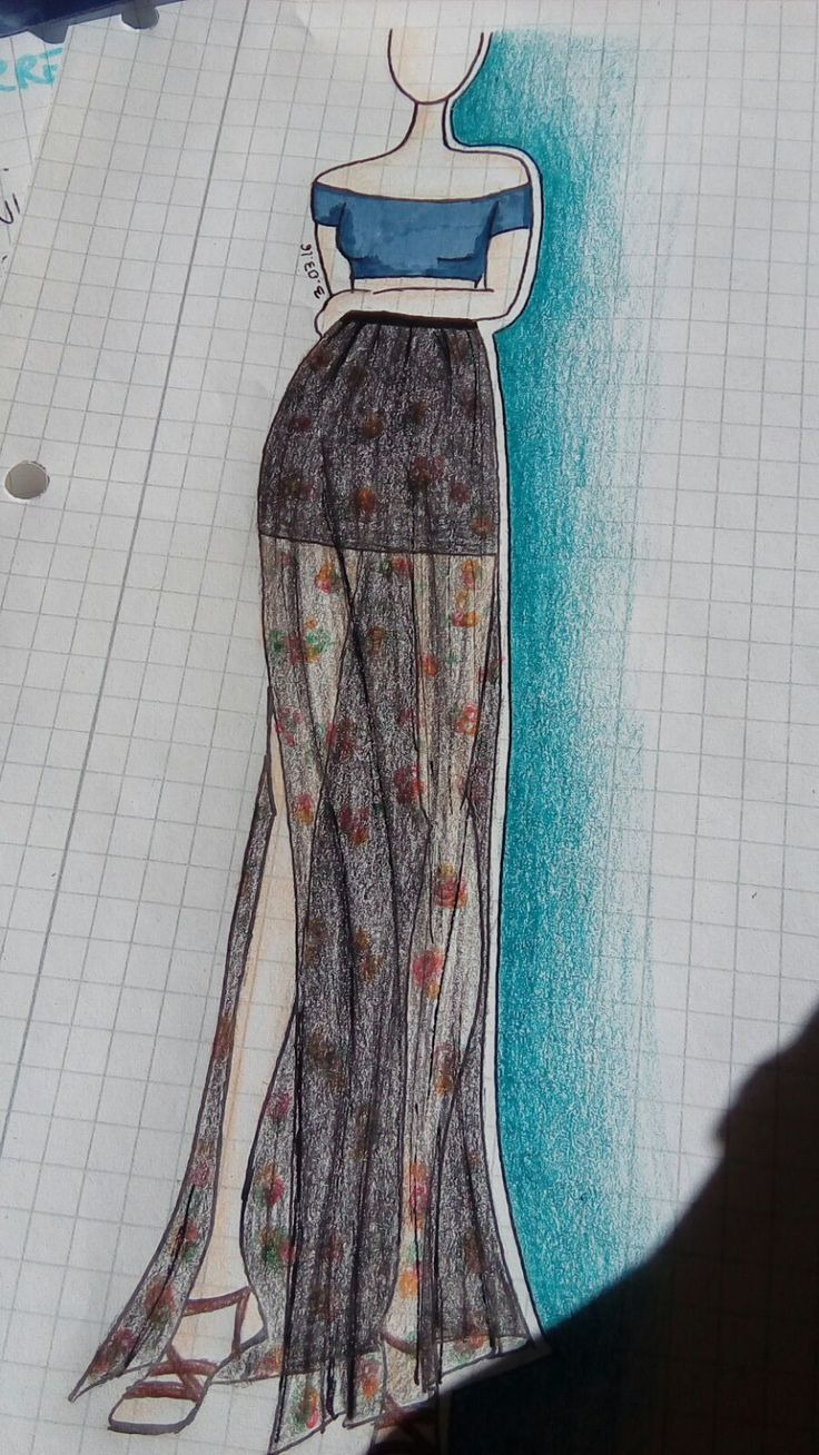 figurino, moda, gonna lunga, top crop, long skirt, fashion, drawing