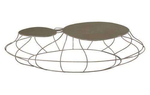 Table Basse Modulable En Hauteur Ikea ~   ROCHE BOBOIS  Furnitures & Objects  Pinterest  Cute Cuts, Metal Cof