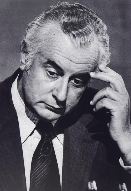 Gough Whitlam (1916–2014) held office from 5 December 1972 to 11 November 1975