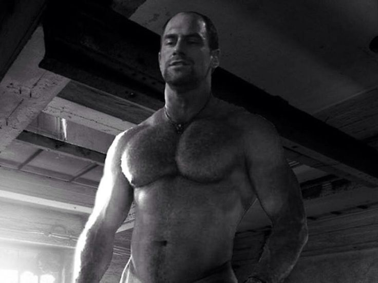 Consider, hairy chris meloni naked accept