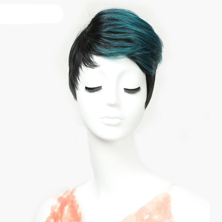 Synthetic None-Lace Wigs