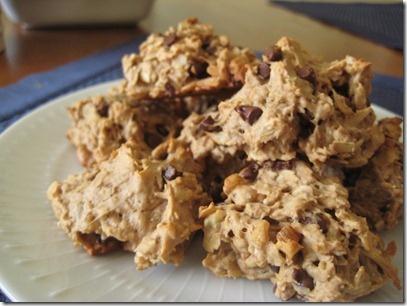 Skinny Monkey Cookies... 89 calories each.  YUM!