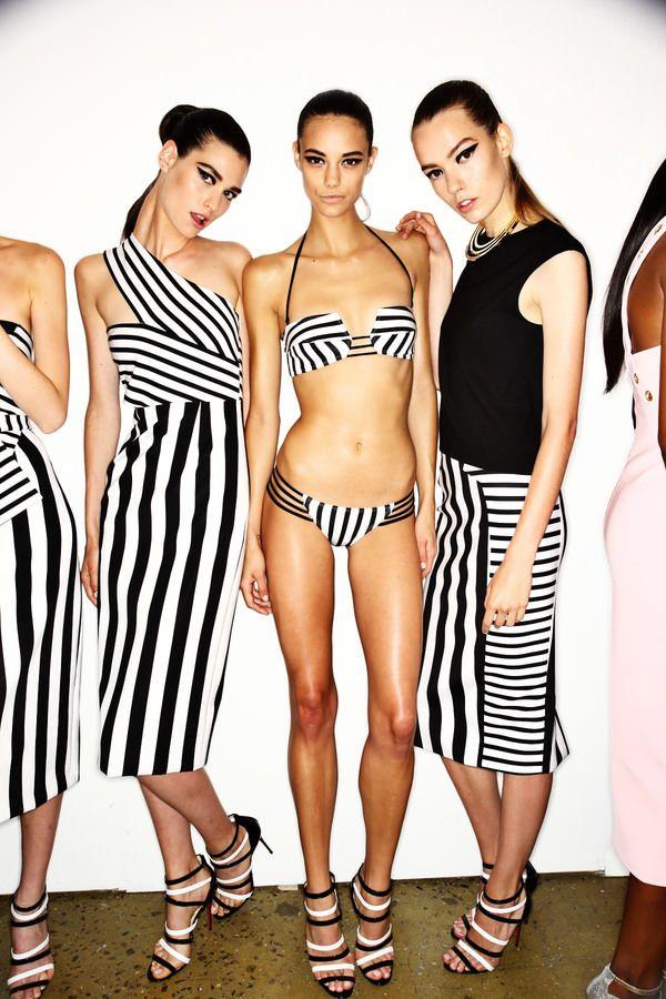 Cushnie et Ochs Fashion show, more backstage pics here > http://sonnyphotos.com/2014/09/cushnie-et-ochs-ss15-fashion-show-backstage-new-york