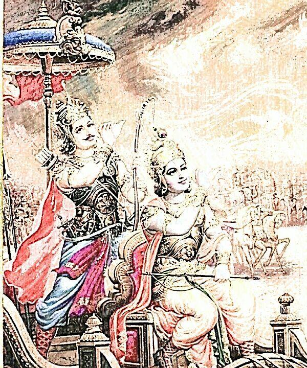 क य ह श र मद भगवद ग त क य आवश यक ह ग त श लक एव अर थ Buddhism Art Krishna Art Krishna Wallpaper