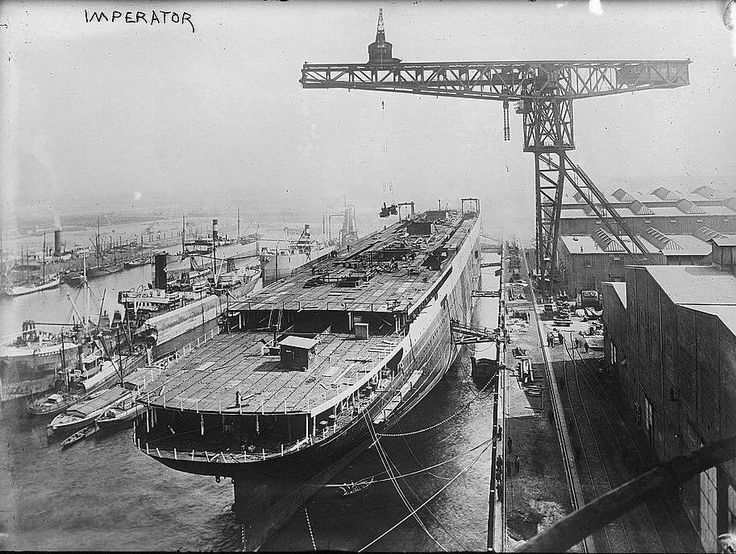40 Best Images About SS ImperatorUSS Berengaria On
