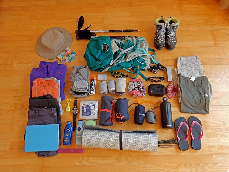 It takes a lot of research to come up with a list of what to pack for the Camino de Santiago, so I have put together a list of what I am taking on my Camino.