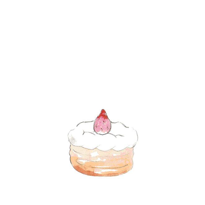 束の間のいちご姫 | 空想ガストロノミー | 花椿 HANATSUBAKI | 資生堂
