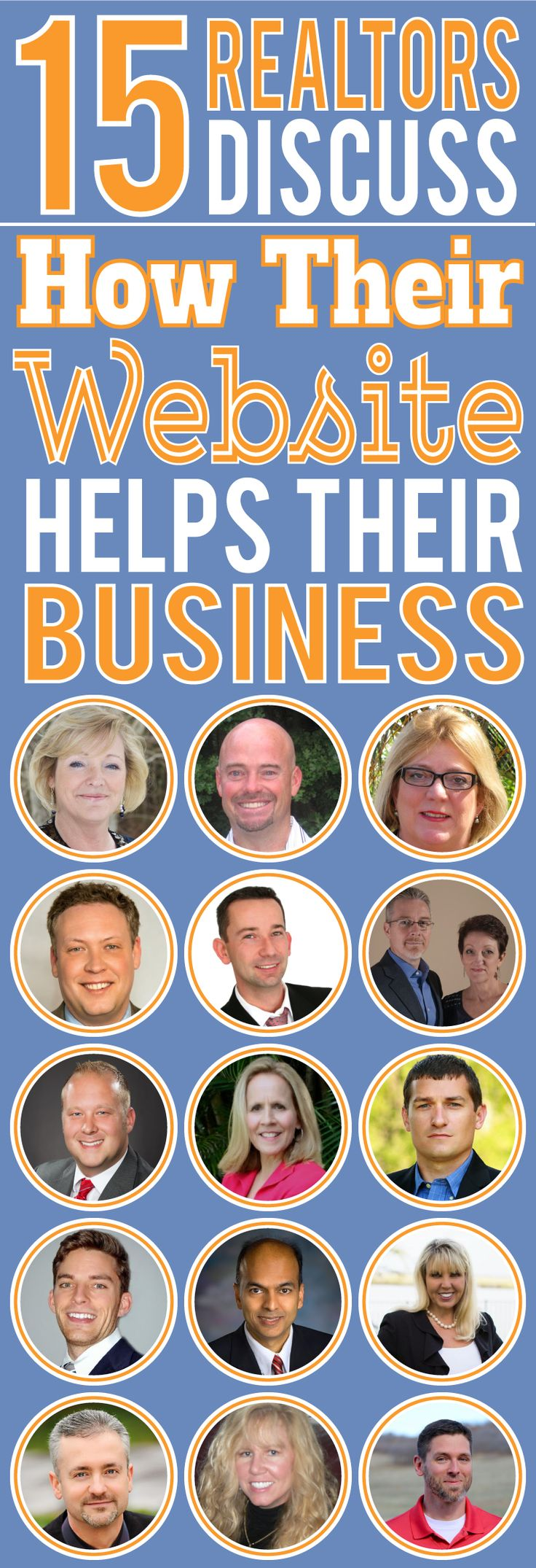 15 Realtors Discuss How Their Website Helps Their Business http://www.greatcoloradohomes.com/blog/15-realtors-discuss-how-their-real-estate-website-helps-their-business.html  #realestate
