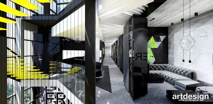 ERMAX   Wnętrza biurowe