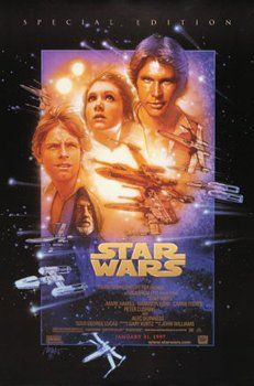 "STAR WARS SPECIAL EDITION POSTER 24"" X 36"" #ST4537 Poster... https://www.amazon.com/dp/B000LMFQ4M/ref=cm_sw_r_pi_dp_x_-.Oxyb3Z2314G"