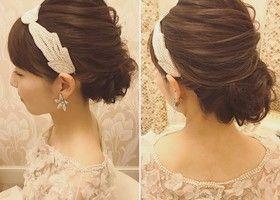 和装にはやっぱりまとめ髪♡和装ウェディングにおすすめのヘアアレンジまとめ♩