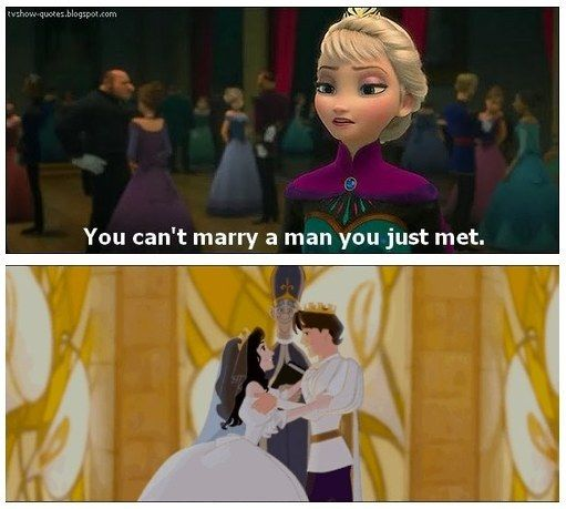"""And Frozen star Idina Menzel makes an appearance as well, making all your Disney dreams come true. 