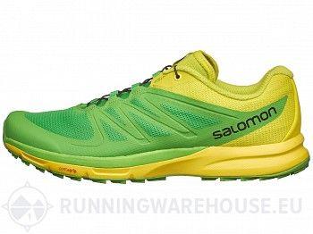 Scarpe Salomon Sense Pro 2 Menta/Verde Uomo | Running Warehouse Europe