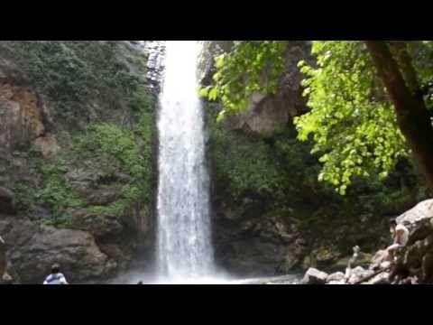 Osmaniye Karaçay Şelalesi - YouTube