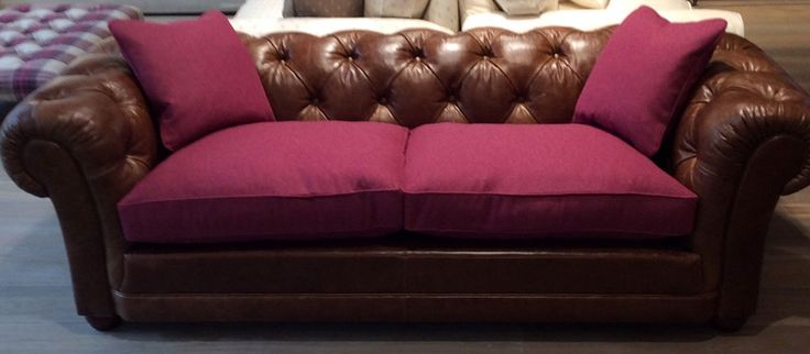 Good Florence Large Sofa In Heron Stripe Charcoal Http Www Sofawork