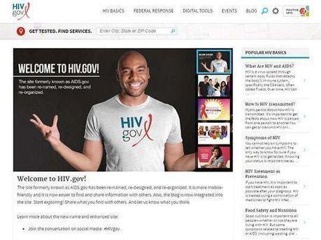 HIV.Gov - It's More than a Name Change