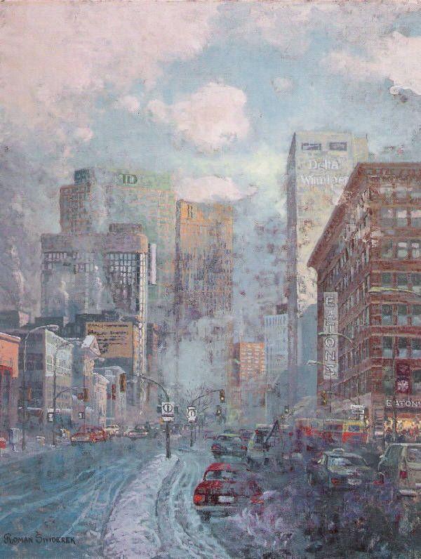 Gallery. Buy Art in Winnipeg by Canadian Artists - Birchwood Art Gallery