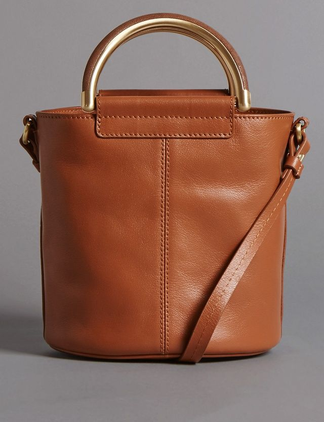 This versatile bag can be worn over the shoulder or across the body depending on your outfit. Spacious and stylish, it's a great addition your handbag wardrobe. Soft, long-lasting leather is a timeless fabric choice. Item details + Lined + Non adjustable strap + Inside zipped pocket + 100% leather + Lining- 100% cotton + Wipe clean