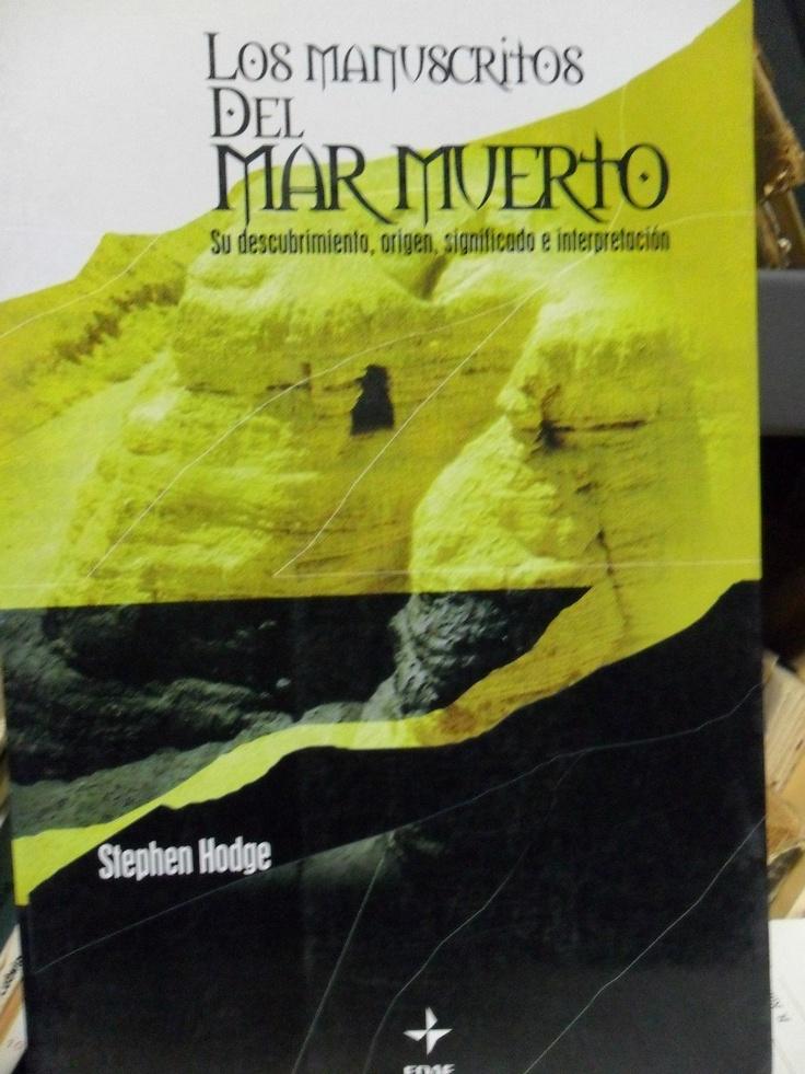 Los manuscritos del mar muerto, Stephen Hodge