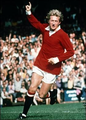 Denis Law - Scozia - Manchester United - 1964