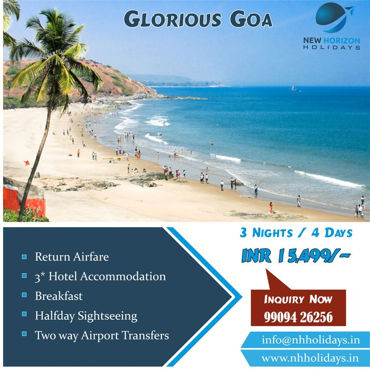 Goa Honeymoon Packages From Ahmedabad Goa Tour Packages