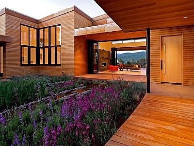 17 best images about colorado landscaping on pinterest gardens rocking chairs and denver - Nature integrated houses perfect harmony ...